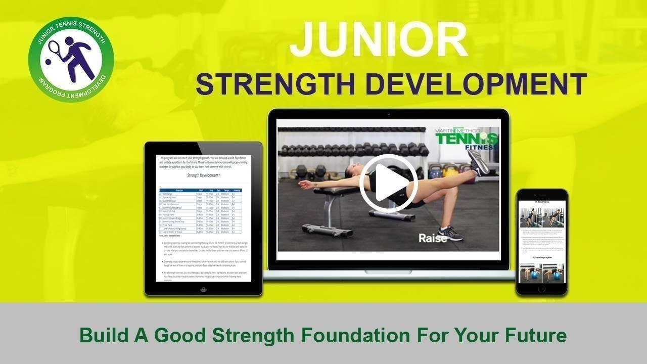 IMAGE OF TRAINING EXERCISES FOR TENNIS KIDS