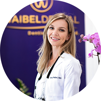Dr. Lana Weibel's testimonial for Hands-OnLine LIVE course