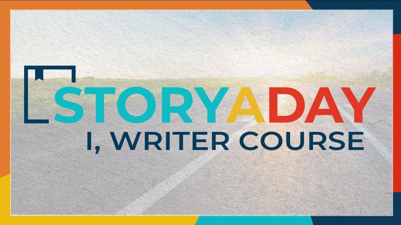 I, WRITER Course logo