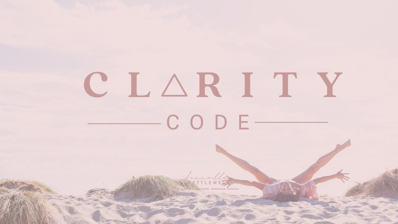 The Clarity Code by Danielle Kettlewell