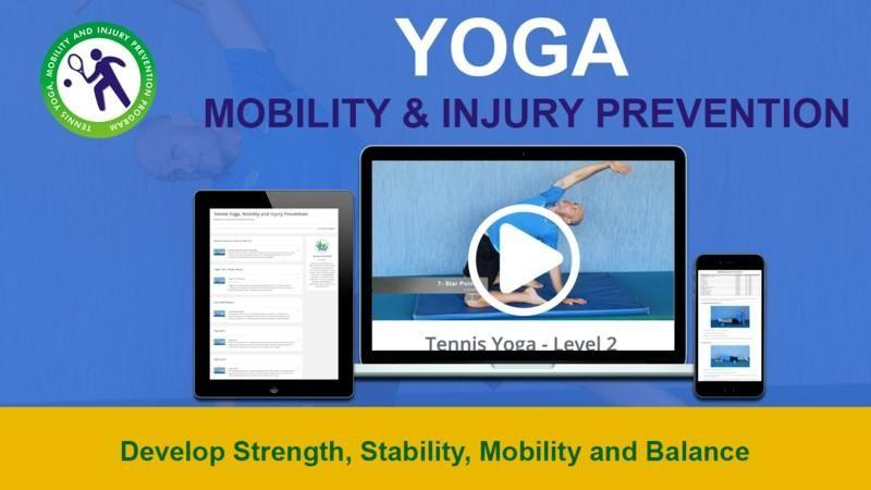 YOGA, MOBILITY INJURY PREVENTION