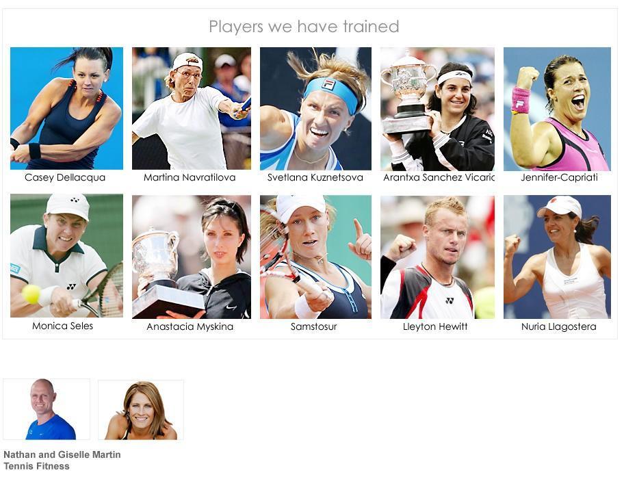 IMAGE OF TENNIS EXERCISE TRAINING