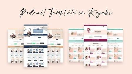 kajabi templates and themes challenge