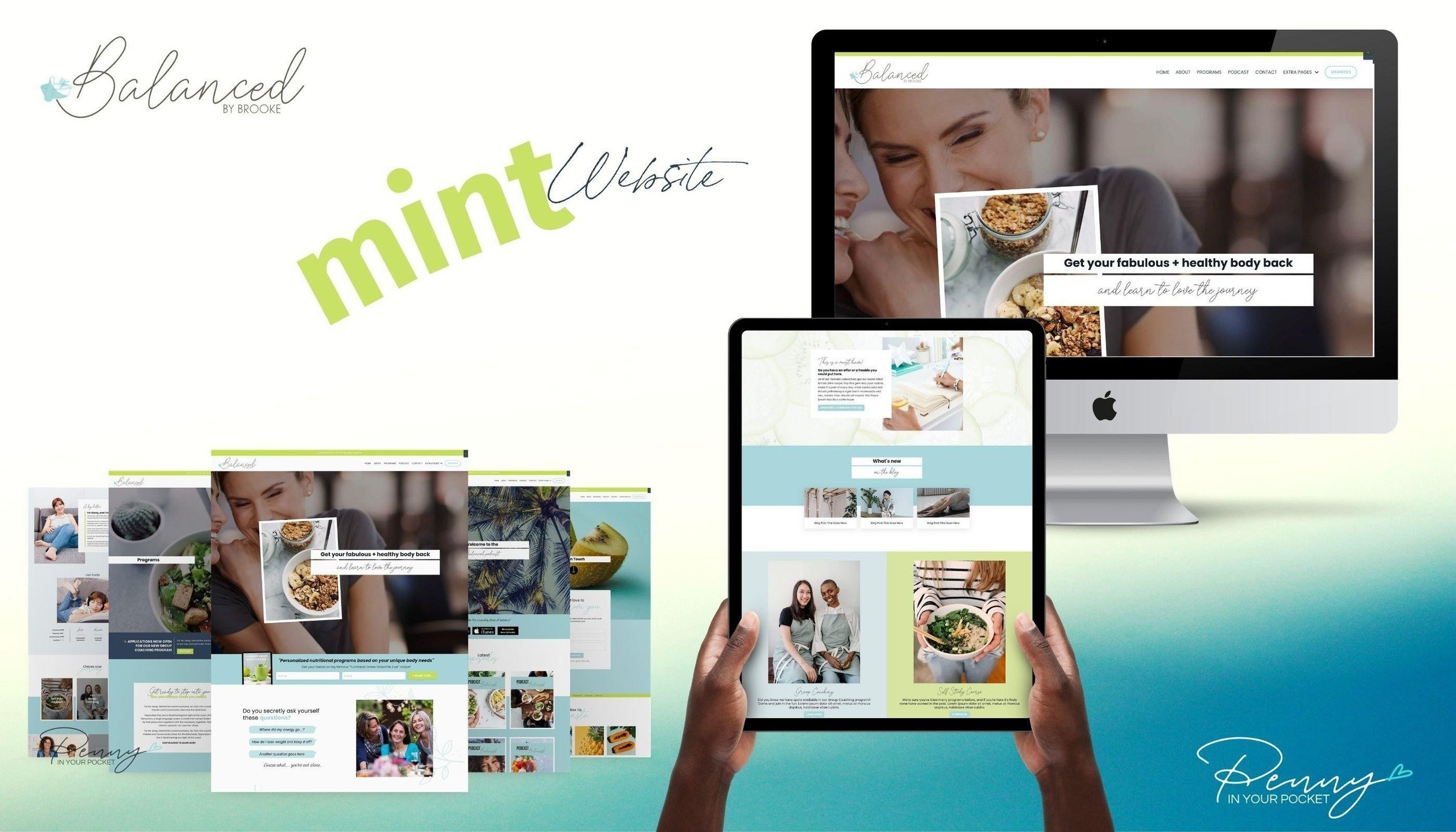 kajabi templates and themes website