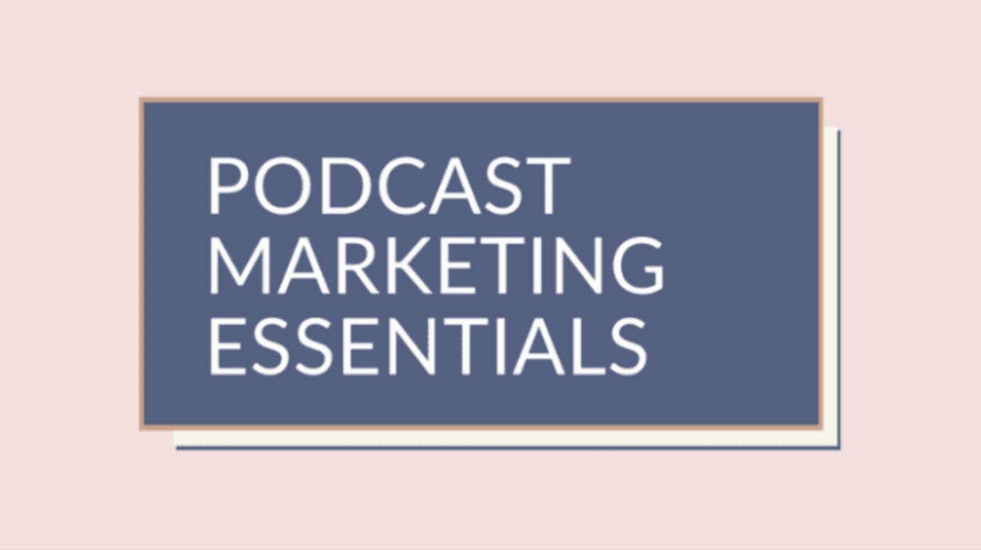 marketing for podcast