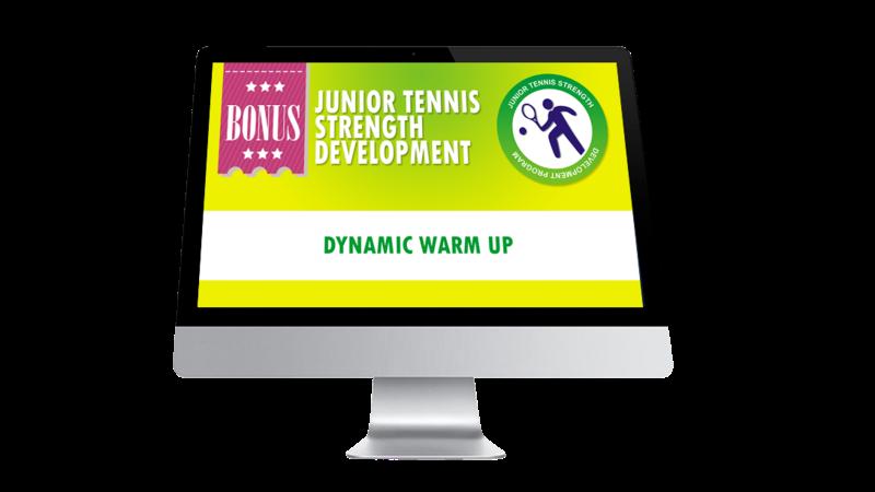 Dynamic Tennis Warm Up