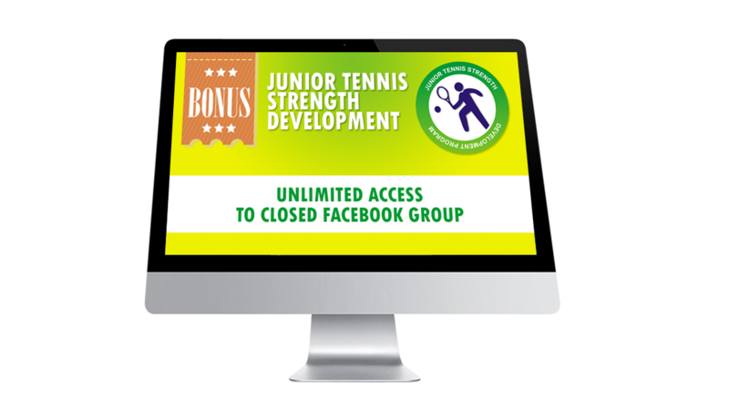 Tennis Unlimited Access to Closed Facebook Group