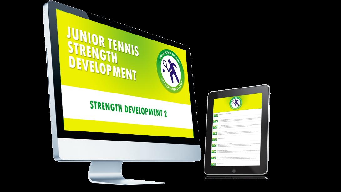 Tennis Strength & Core Development Level 2