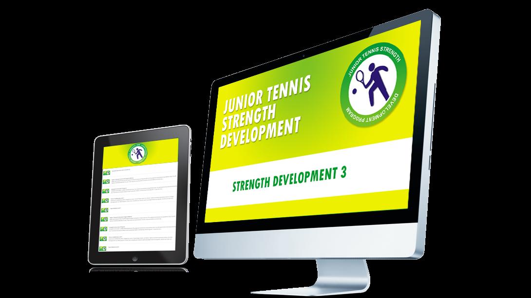 Tennis Strength & Core Development Level 3