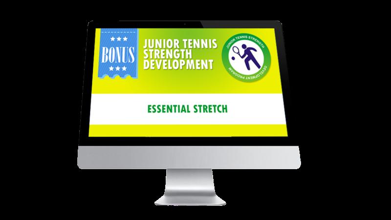 Essential Tennis Stretch