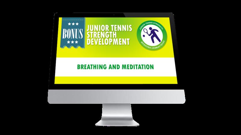 Tennis Breathing & Meditation