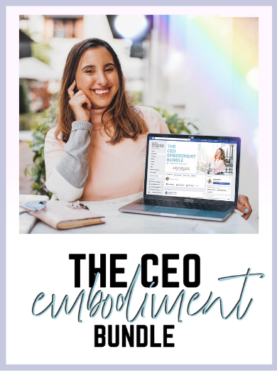 The CEO Embodiment Bundle