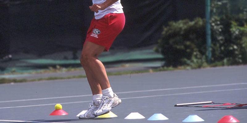 IMAGE OF TENNIS FOOTWORK