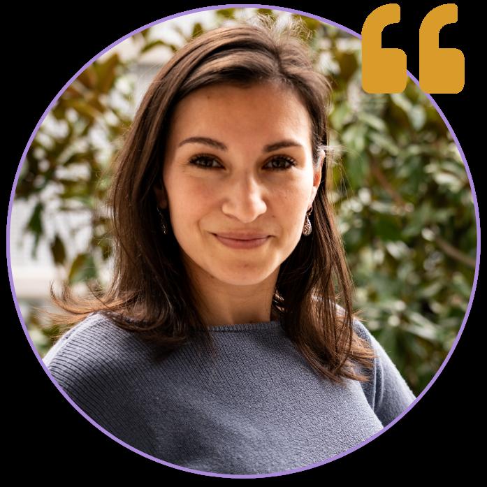 témoignage Sarah ALAMI - programme Time for action