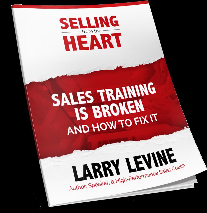 Sales Training is Broken