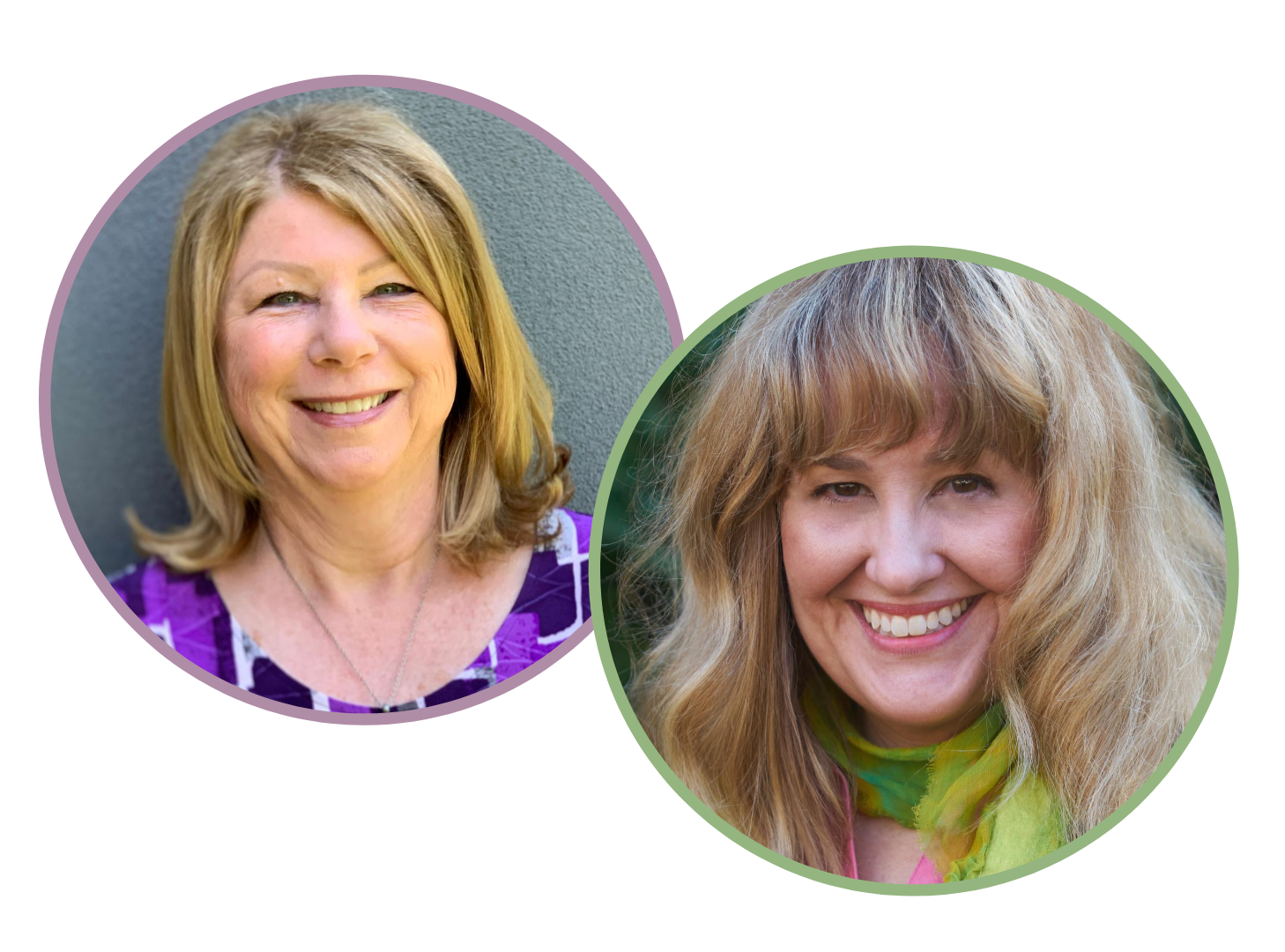 Colleen Thompson and Dr. Kelly Ablard