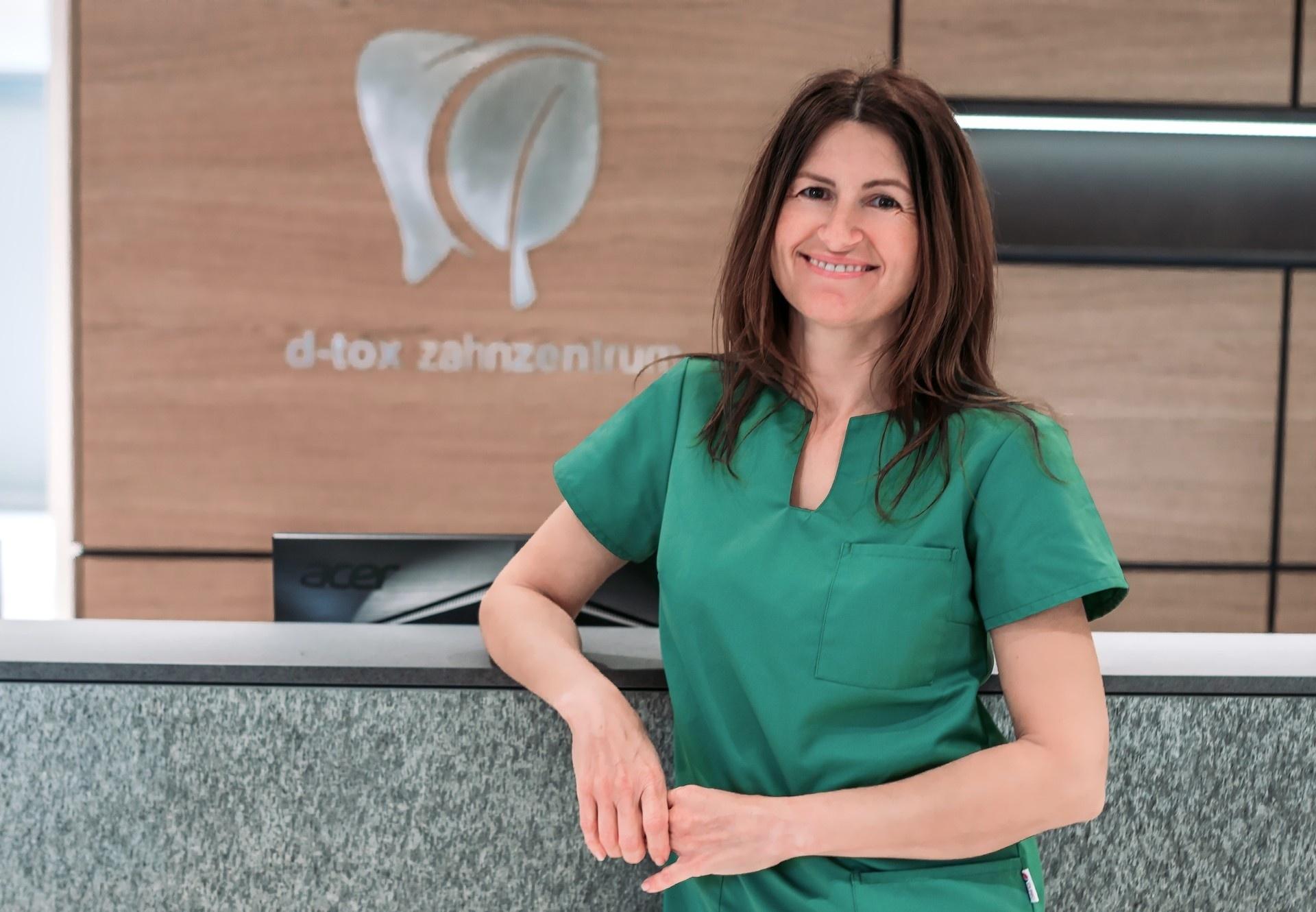 Annabell Torlo - ZMP im D-tox Zahnzentrum in Rosenheim