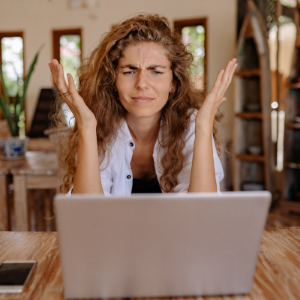 Do You Feel Frustrated that You are Months or Years Into Your Dream, and You Still Aren't Banking Bigger Cash? Annie Bauer, Digital Strategist can help you make money in your online business