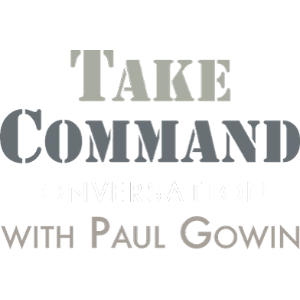 Annie Bauer has been featured as a guest on the Take Command Podcast and YouTube show with host, Paul Gowin.