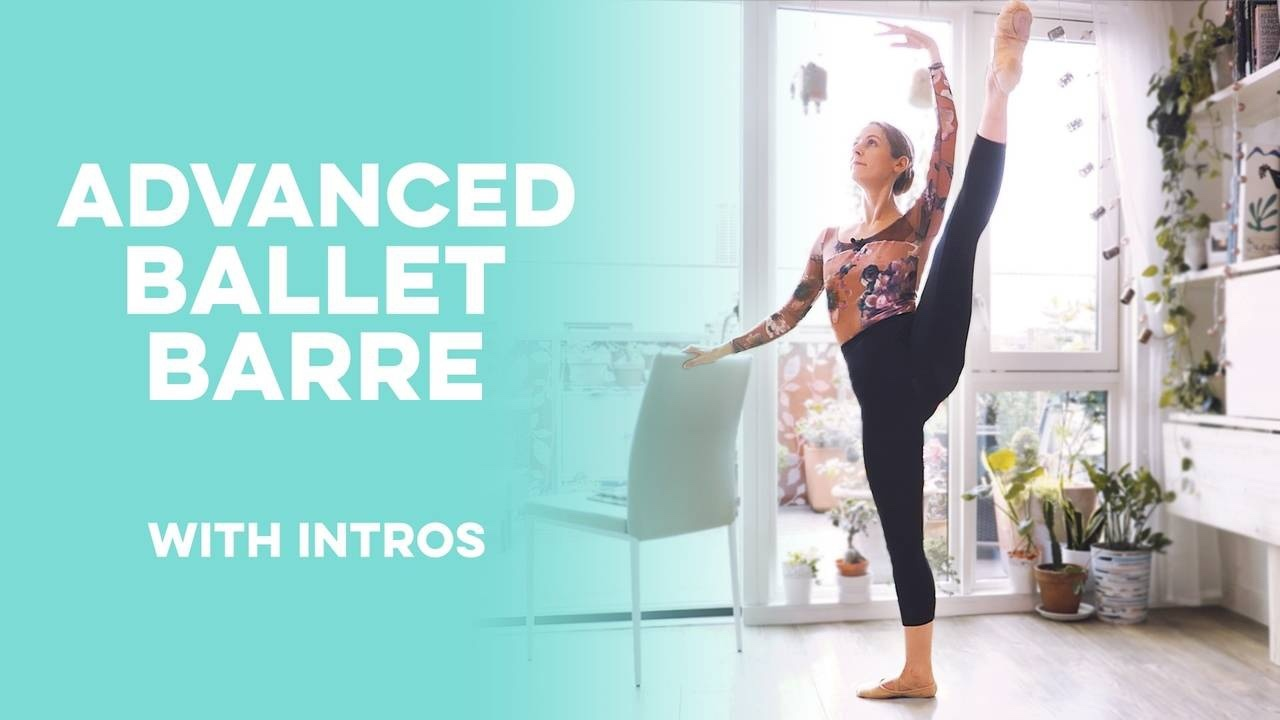 Advanced Ballet Barre