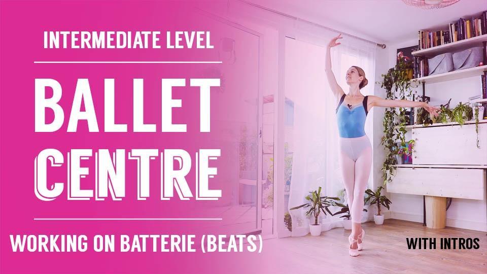Ballet Centre for Batterie