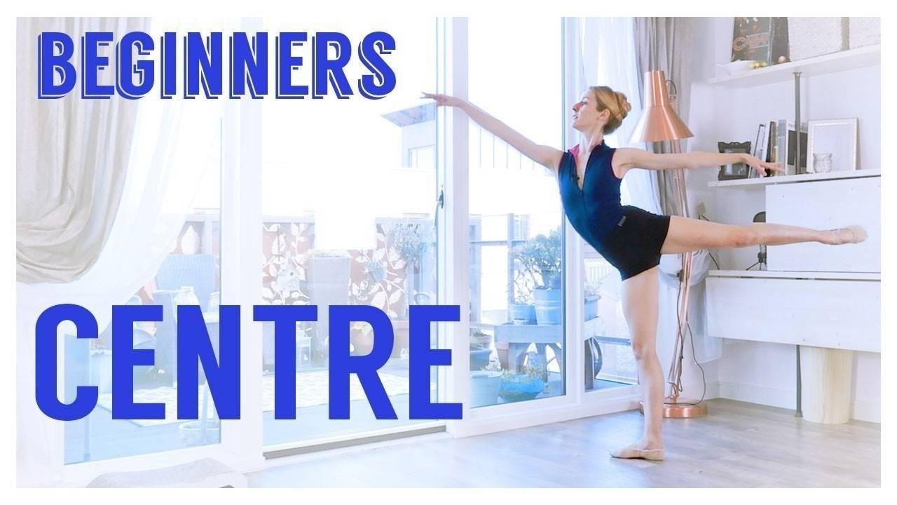 Beginners Ballet Centre