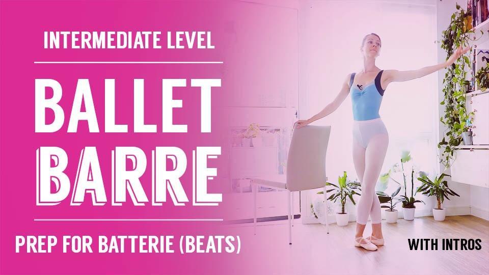 Ballet Barre for Batterie