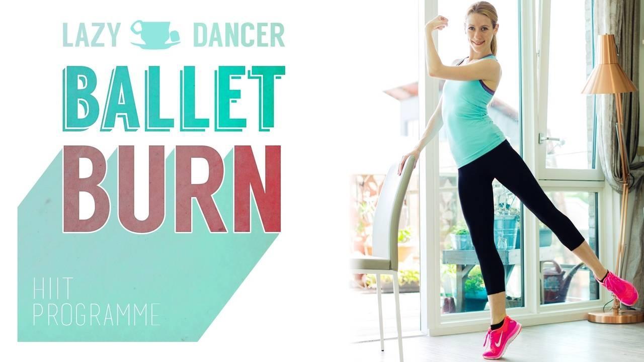 Ballet Burn Plan