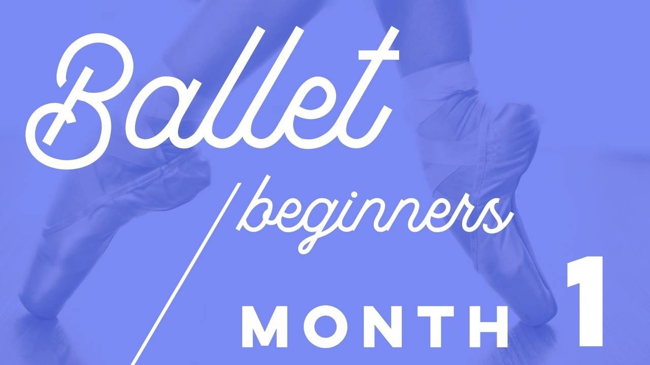 Ballet Beginner Plan