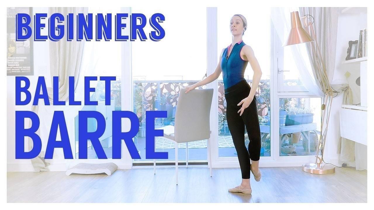 Beginners Ballet Barre