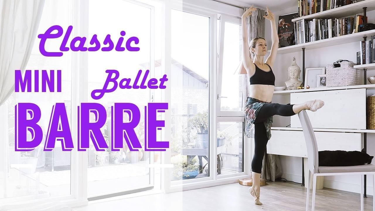 Elementary Mini Ballet Barre