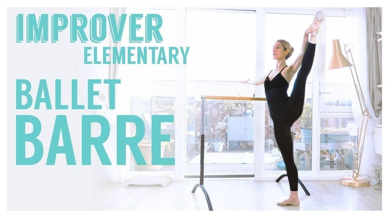 Improver Elementary Ballet Barre