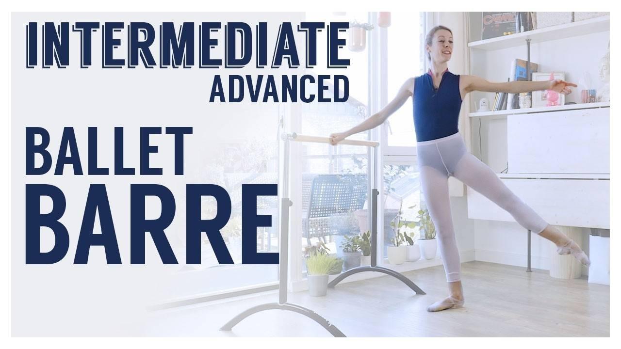 Intermediate Ballet Barre