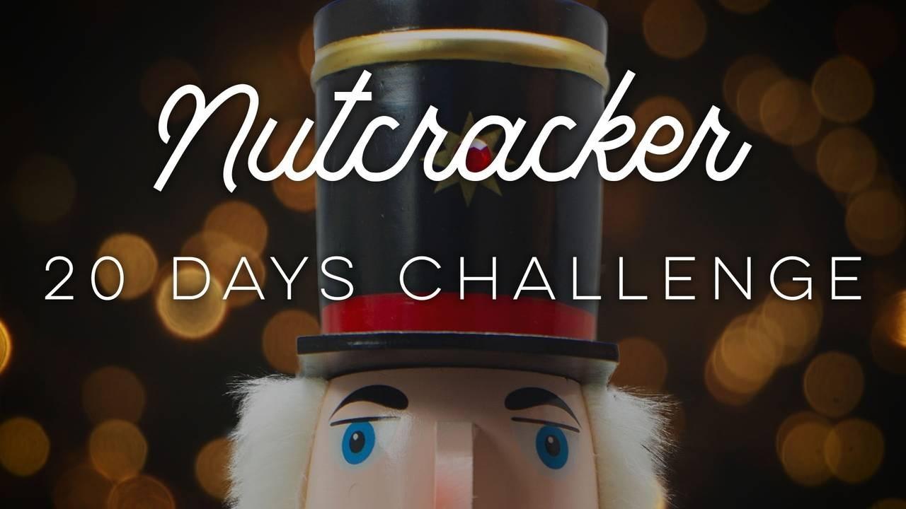 Nutcracker Ballet Fitness Challenge