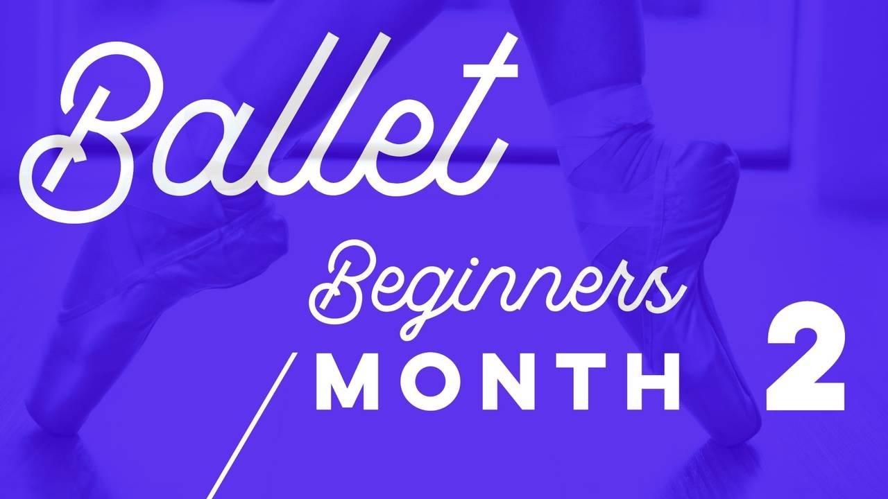 Ballet Beginners Plan