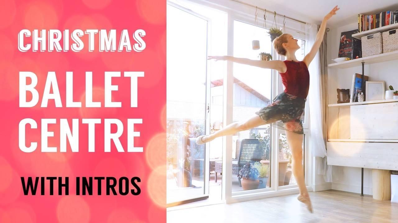 Christmas Ballet Centre
