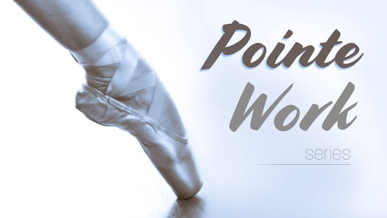 Pointe work for beginners