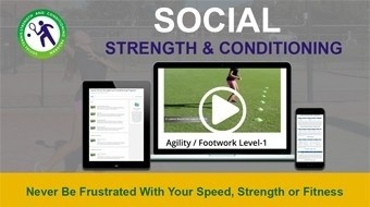 Social Tennis Strength & Conditioning Program