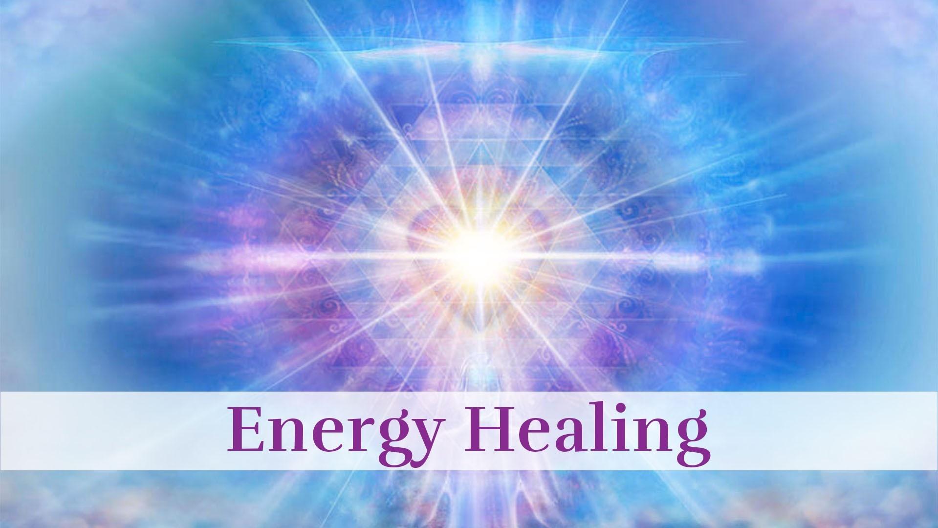 Energetic healing helps you make quantum leaps forward through trauma.