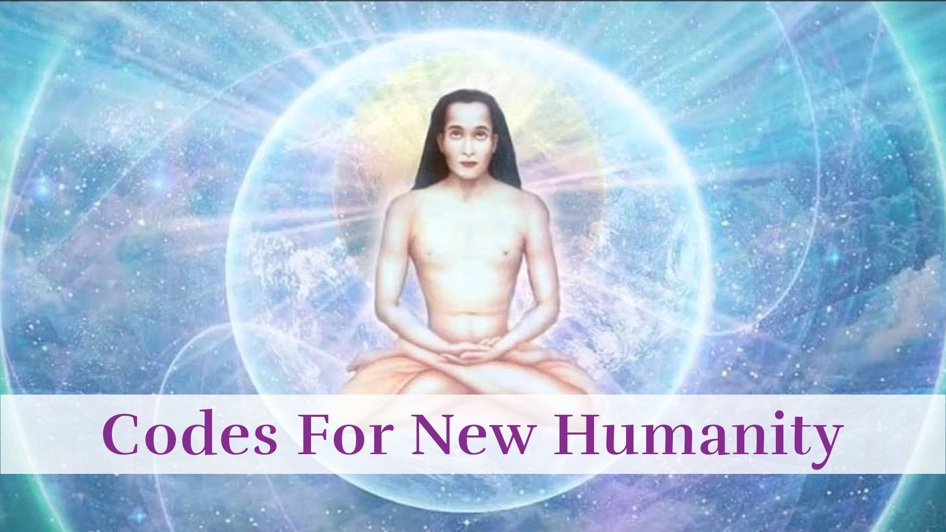 Codes for new humanity channeled guidance with Babaji and Evalena Rose.
