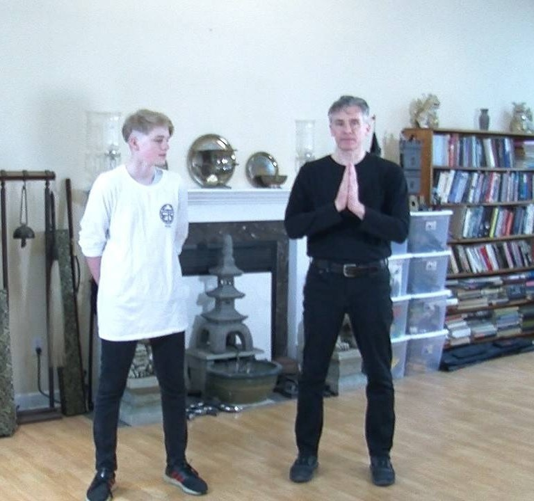 Powerful Tai Chi Moves
