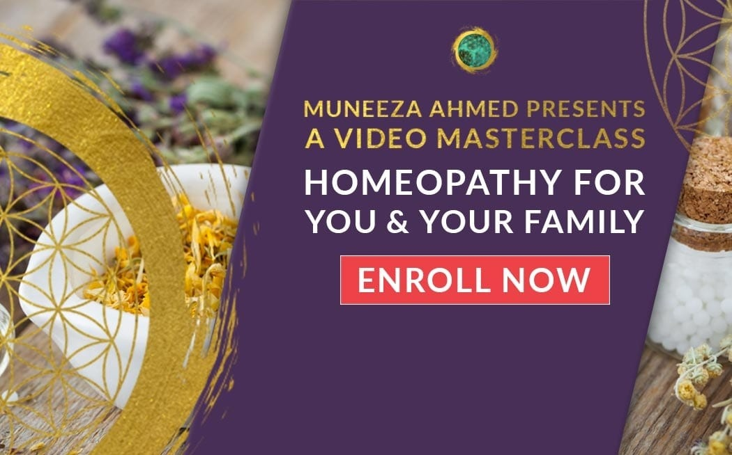 Homeopathy for family