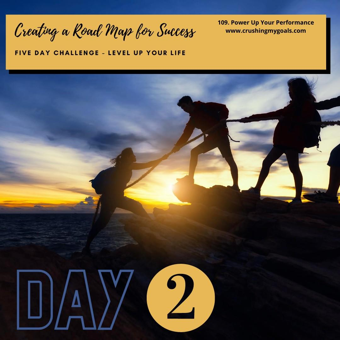 Day Two - 5-Day Challenge