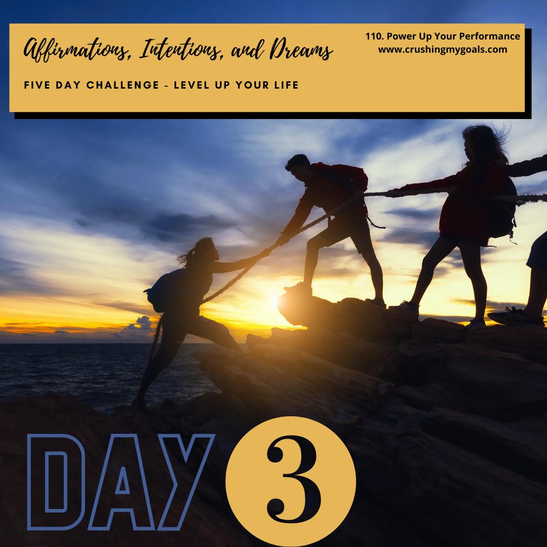 Movement Challenge - Day 3