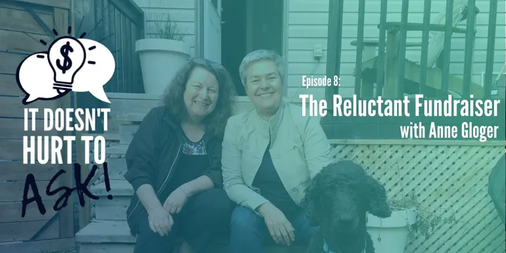 Fundraising podcast