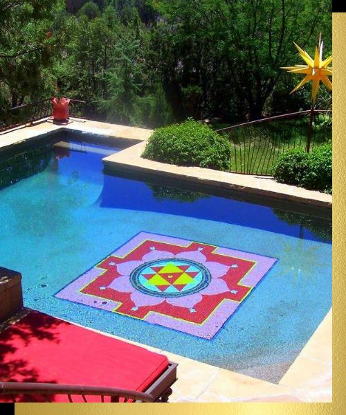 Sedona Venue Salt Water Pool