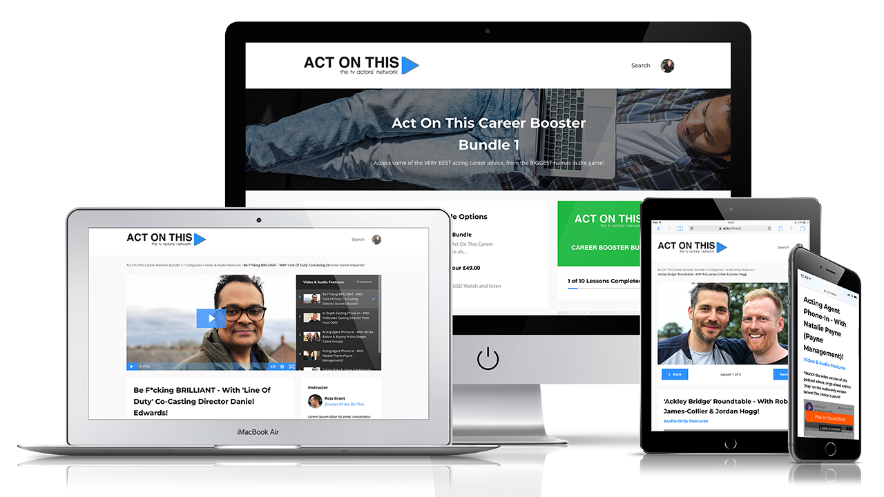 Act On This Career Booster Bundle