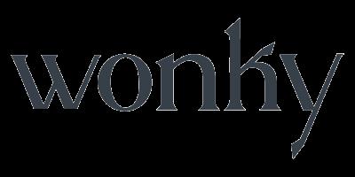 Love Wonky Logo
