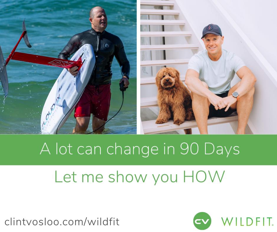 WILDFIT 90 Transformation Coach