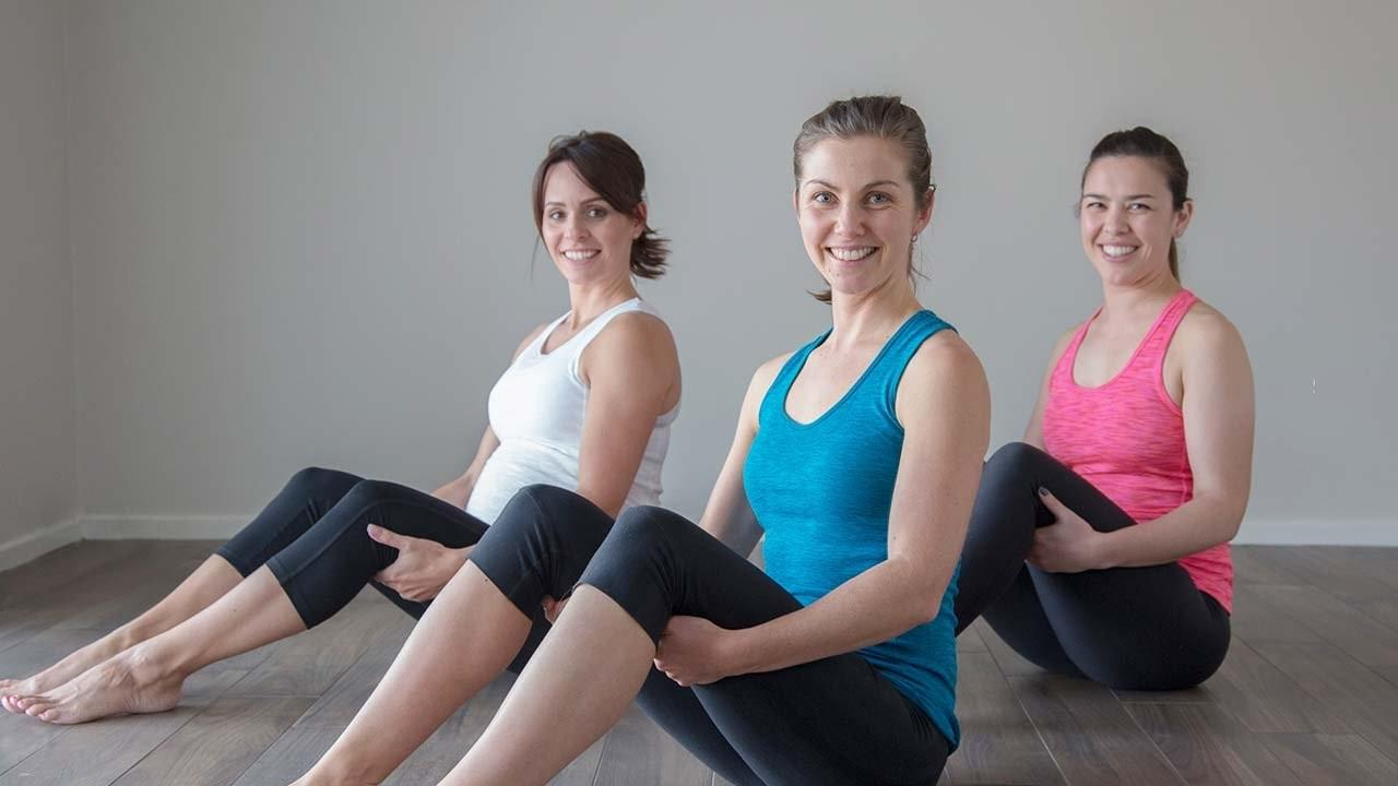 Core Rehab Program for Mamas